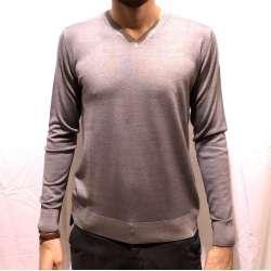 RETOIS maglione scollo a v